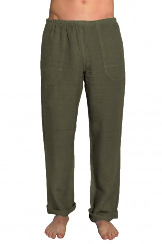 RICHARD linen pant
