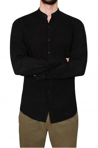 MAO linen shirt