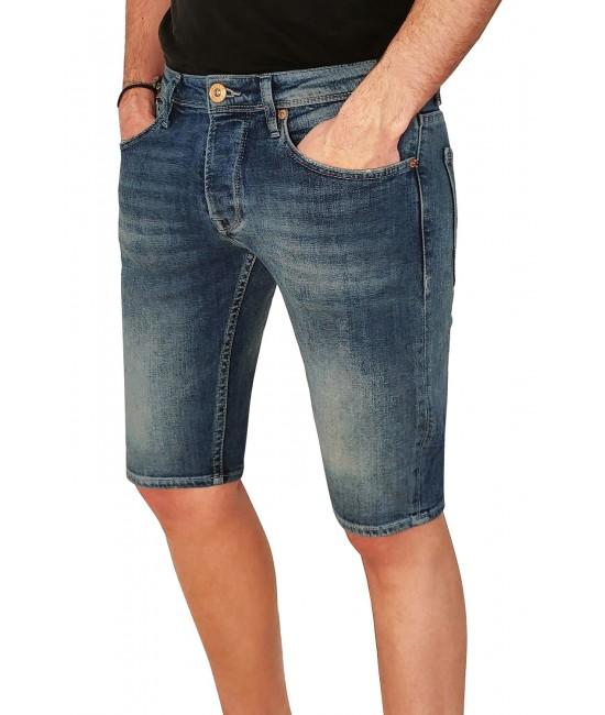 ERNIE jean shorts SHORTS