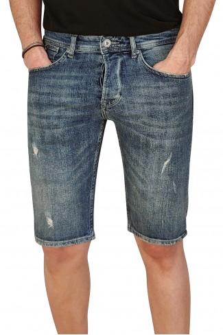 FERGUS jean shorts