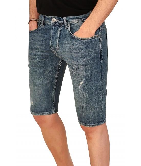 FERGUS jean shorts SHORTS
