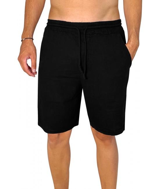 GARY Linen shorts SHORTS