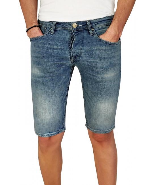 GENE jean shorts SHORTS