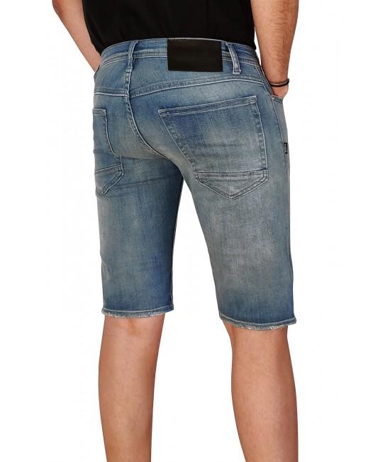 HANK jean shorts SHORTS