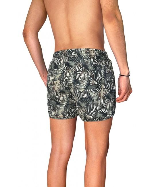 LEAVES BEIGE swimwear SWIMWEAR