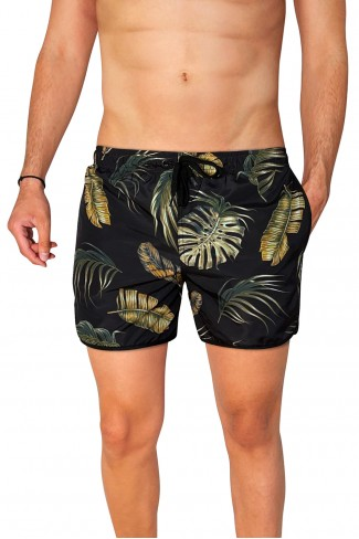 LEAVES GREEN swimwear