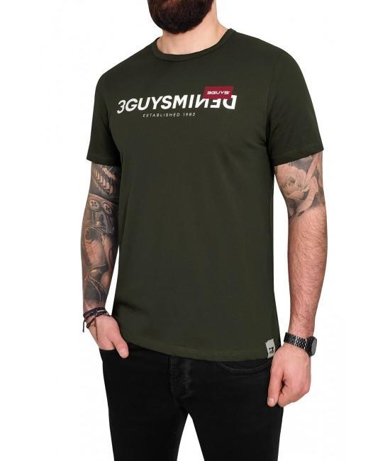 3GUYS DENIM t-shirt NEW ARRIVALS