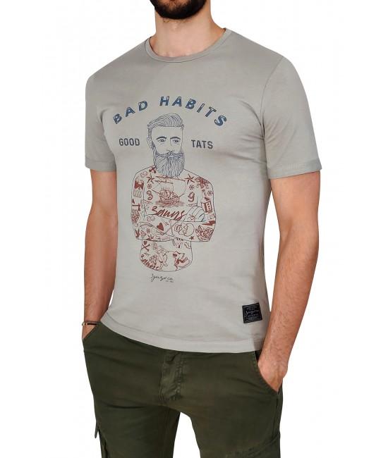 BAD HABITS t-shirt NEW ARRIVALS