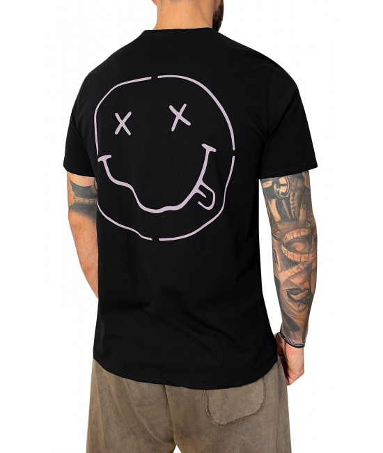 HAPPY FACE t-shirt NEW ARRIVALS