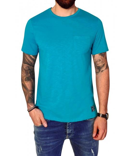 OVAL POCKET t-shirt NEW ARRIVALS