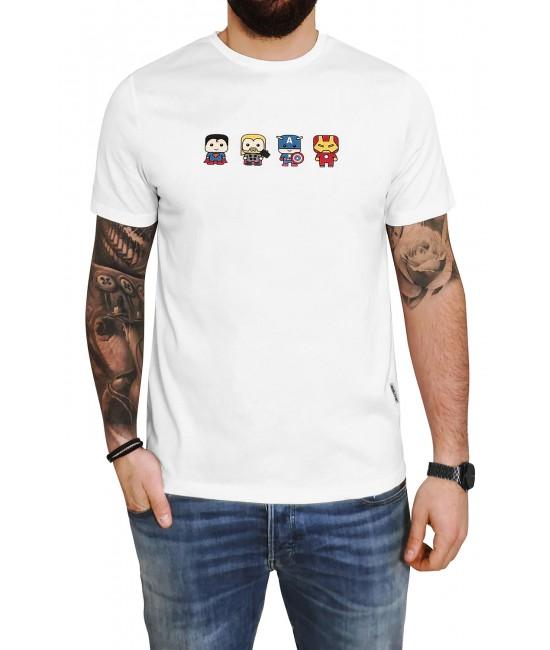 SUPER HEROES t-shirt NEW ARRIVALS