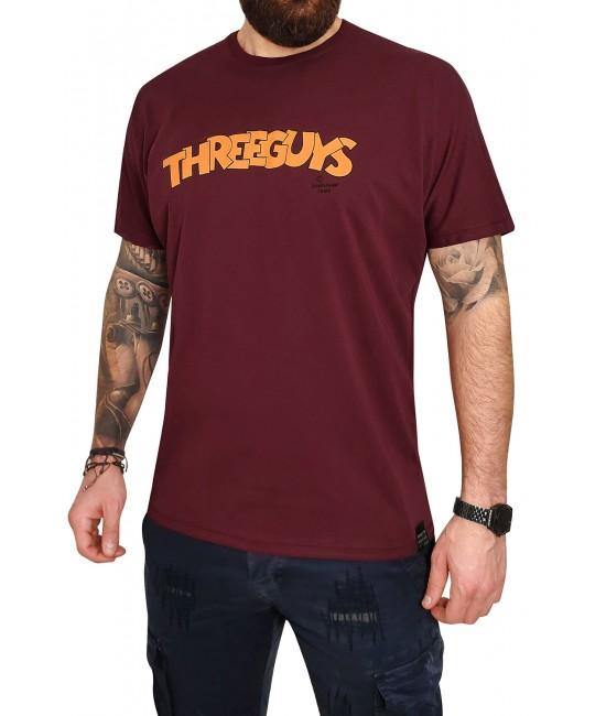 THREE GUYS t-shirt NEW ARRIVALS