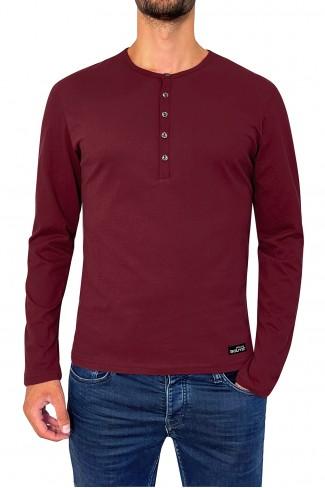 GRANDAD blouse