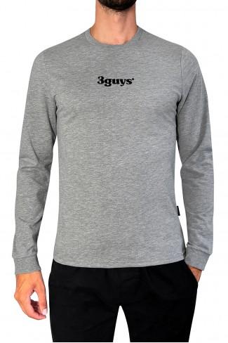 RETRO hoodie blouse