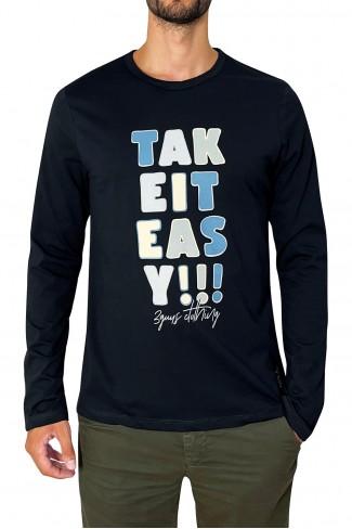 TAKE IT EASY blouse
