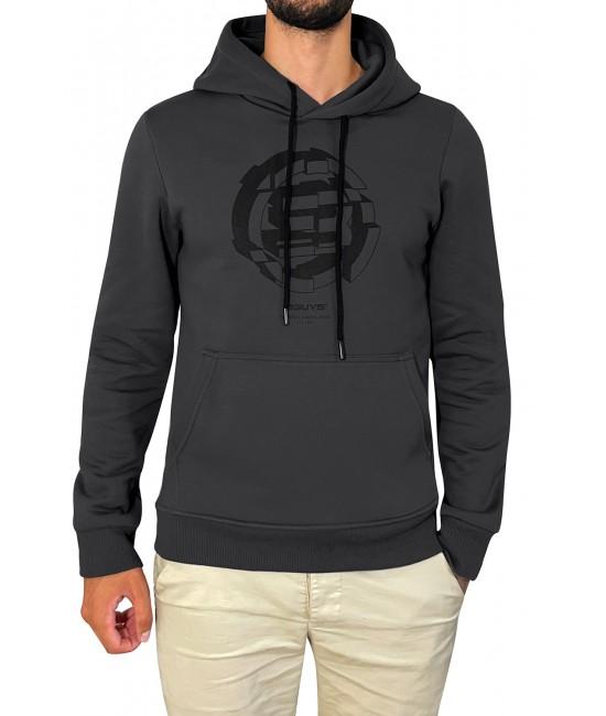 3D CIRCLE hoodie HOODIES