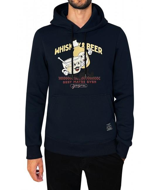 WHISKEY BEER hoodie  HOODIES