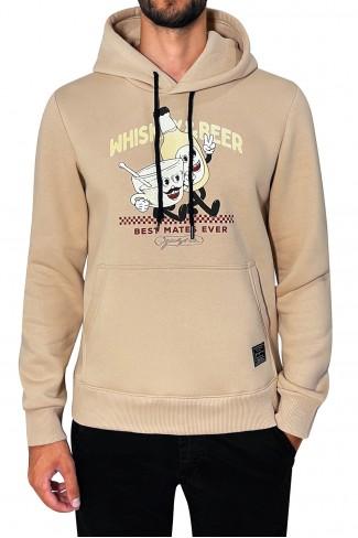 WHISKEY BEER hoodie