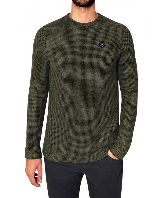 BRADY knit blouse BLOUSES